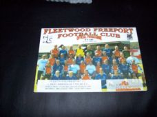 Fleetwood Freeport v Skelmersdale United, 2000/01